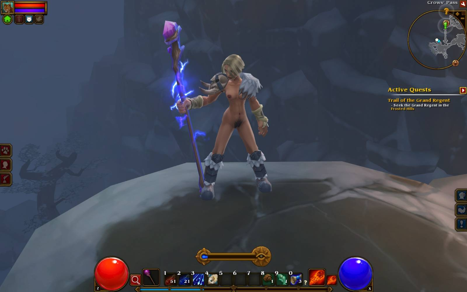 Torchlight 2 nude mods porn movies
