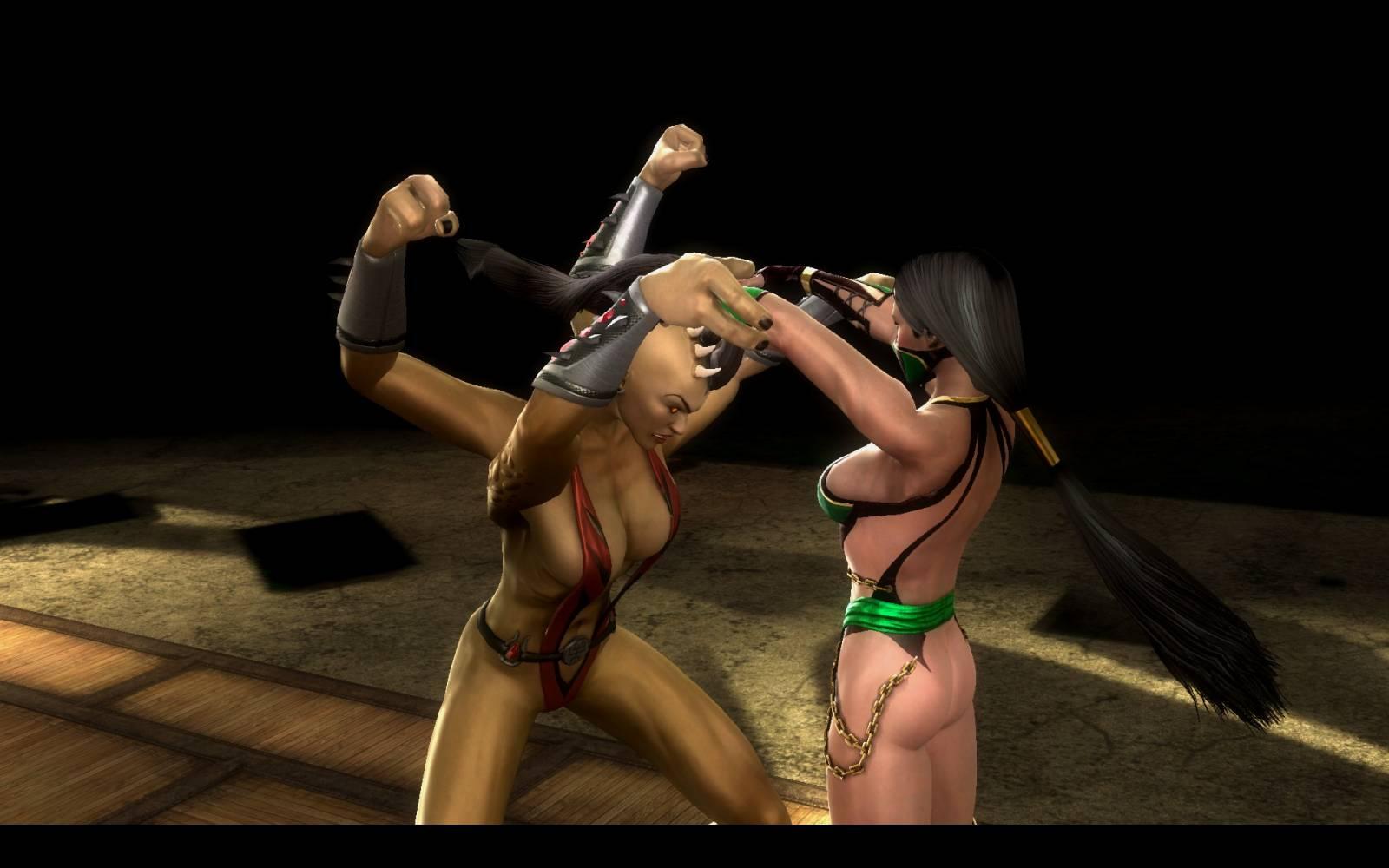 Mortal kombat komplete nude patch naked galleries