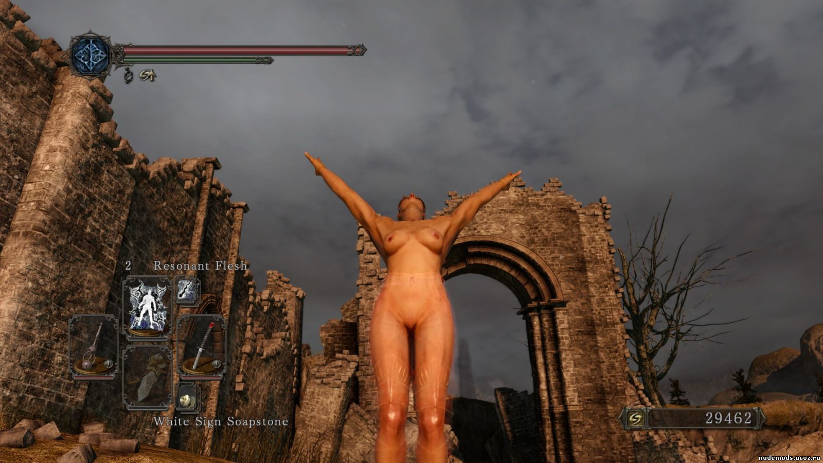 Dark souls nude mods sex pictures